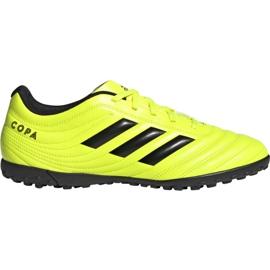 Fotbollsskor adidas Copa 19.4 Tf M F35483 gul