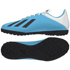 Skor adidas X 19.4 Tf M F35345 blå