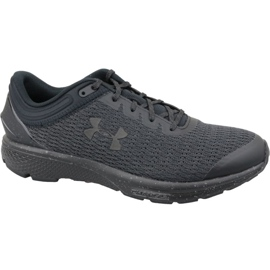 Under Armour svart Löparskor under rustning laddad Escape 3 M 3021949-002