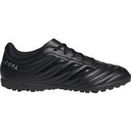 Adidas Copa 19.4 Tf M F35457 skor svart