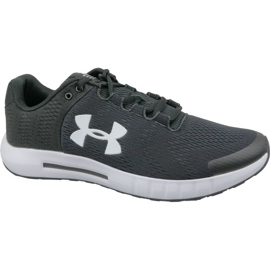 Under Armour svart Under Armor Micro G Pursuit Bp M 3021953-001 löparskor