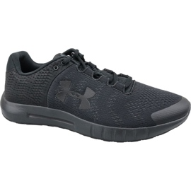 Under Armour svart Under Armor Micro G Pursuit Bp M 3021953-002 löparskor