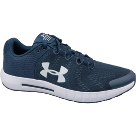 Under Armour marinblå Under Armor Micro G Pursuit Bp M 3021953-401 löparskor