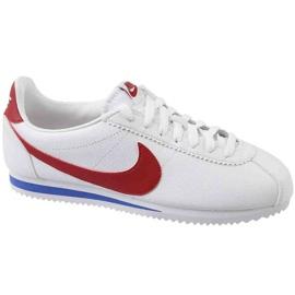 Nike Classic Cortez Leather W 807471-103 skor vit