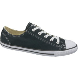 Svart Converse Ct All Star Dainty Ox W 530054C