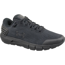 Svart Under Armour Charged Rogue M 3021225-001 löparskor