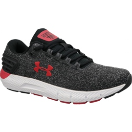 Grå Under Armour Charged Rogue Twist M 3021852-001 löparskor