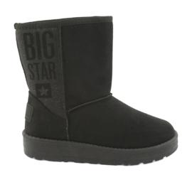 Big Star Mukluki svart