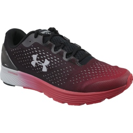 Svart Under Armour Charged Bandit 4 M 3020319-005 löparskor