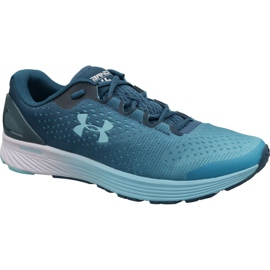 Blå Under Armour Charged Bandit 4 W 3020357-300 löparskor