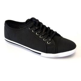 Oldschool Sneakers WH-41 Svart