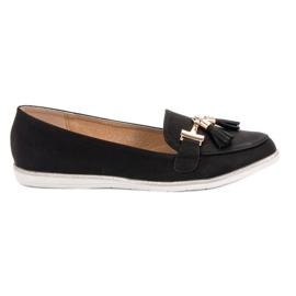 Juliet svart Casual loafers