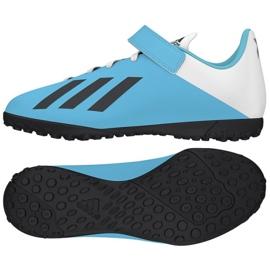 Adidas X 19.4 H&L; Tf Jr EF9126 blå