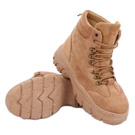 Brun Sneakers brown Khaki 1967