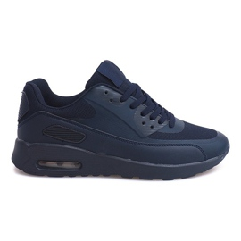 Marinblå Sneakers Trainers DN6-7 Navy