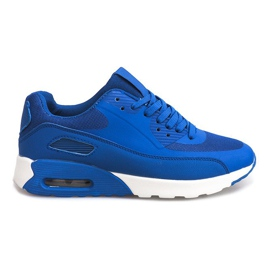 Blå Sneakers DN6-8 Royal