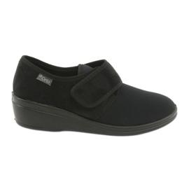 Befado kvinnors skor pu 033D002 svart