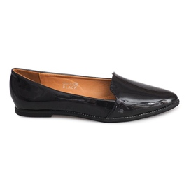 Svart Lordsy With Tassels GM-45 Black
