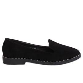 Svart loafers N90 Svart