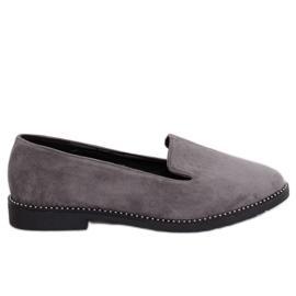 Grå Grey lords grey loafers N90 Grey