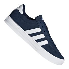 Marinblå Adidas Daily 2.0 M DB0271 skor