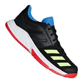 Adidas Essence 406 M BD7406 skor svart, flerfärgad svart