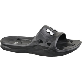 Under Armour Slides Under Armor B Locker Iii Sl W 1287326-001 svart