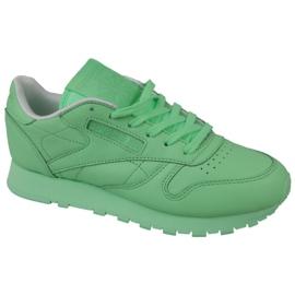 Reebok x Spirit Classic Leather W BD2773 grön