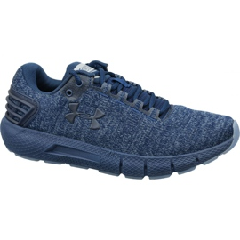 Marinblå Under Armour Charged Rogue Twist Ice M 3022674-400 löparskor