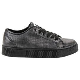 Marquiz Svarta Sneakers