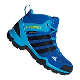 Adidas Terrex AX2R Mid Cp Jr BC0673 skor