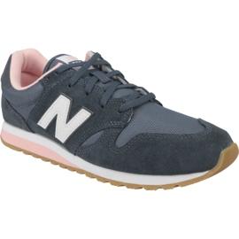 Marinblå New Balance skor i WL520CH