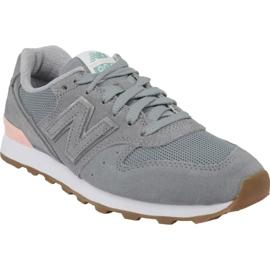 Grå New Balance skor i WR996FSB