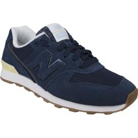 Marinblå New Balance skor i WR996FSC
