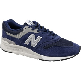 New Balance M CM997HCE skor marinblå