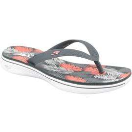 Flerfärgad Flip-flops Skechers H2 Goga W 14680-CCCL