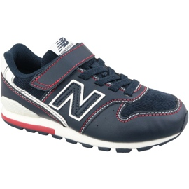 New Balance Jr YV996BB skor svart