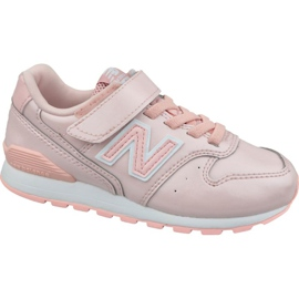 Rosa New Balance Jr YV996GB skor