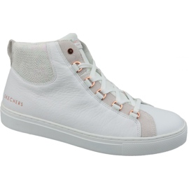 Skechers Side Street Core-Set Hi W 73581-WHT skor vit