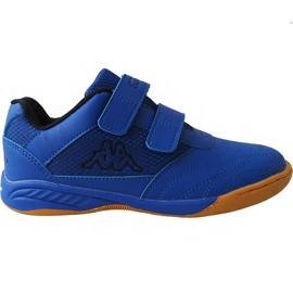 Kappa Kickoff Oc Jr 260695K 6011 skor blå