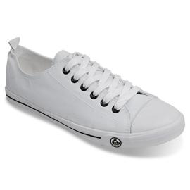 Klassiska sneakers 9911 vit