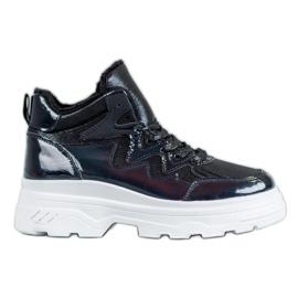 Seastar svart Isolerade sneakers