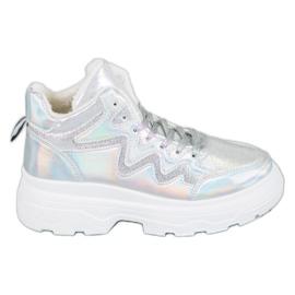 Seastar grå Isolerade sneakers