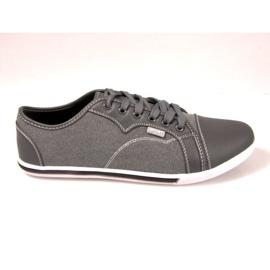 Material Sneakers 011M Grå