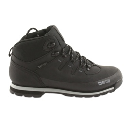 Svart Big Star 174437 Black Sports Trekking