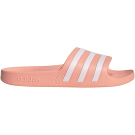 Adidas Adilette Aqua W EE7345 tofflor rosa