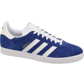 Adidas Originals Gazelle B41648 skor blå