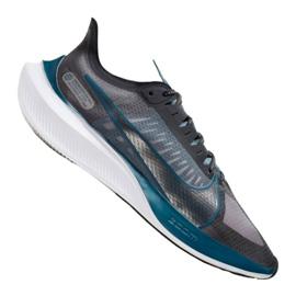 Grå Nike Zoom Gravity M BQ3202-002 skor