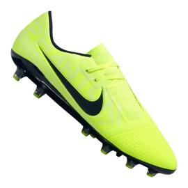 Nike Phantom Vnm Pro AG-Pro M AO0574-717 gula skor
