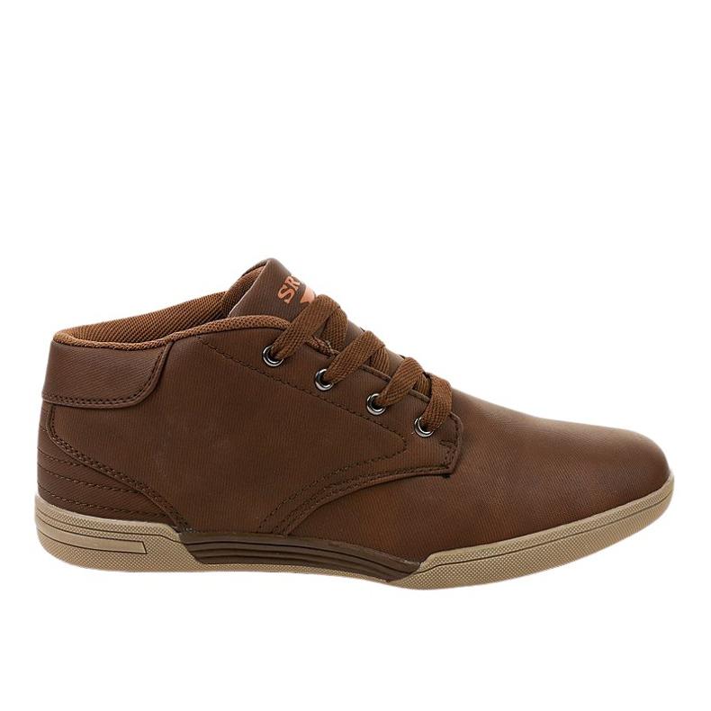 Bruna mäns sneakers 15M787